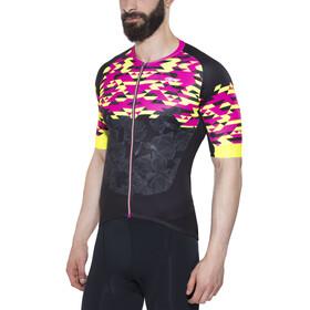 Sugoi RS Training Koszulka kolarska, krótki rękaw Mężczyźni różowy/czarny